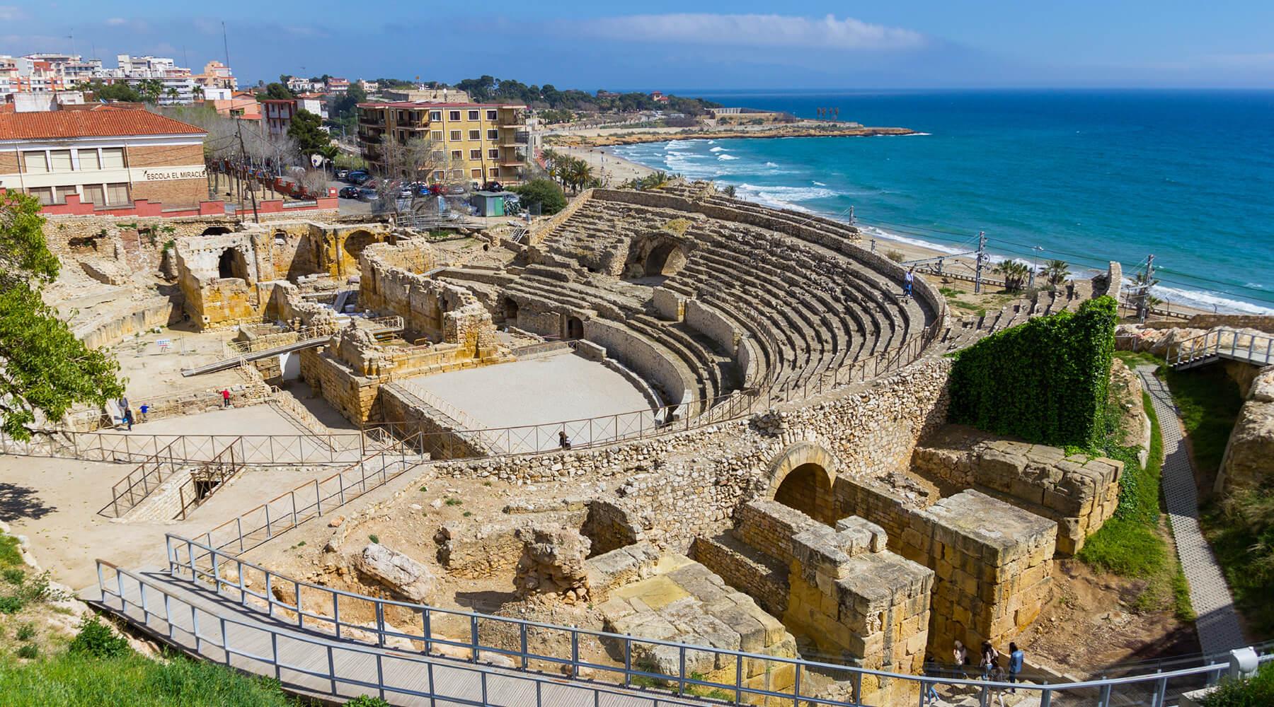 """Las """"huellas romanas"""" más bonitas de España - Terraco (Tarragona)"""