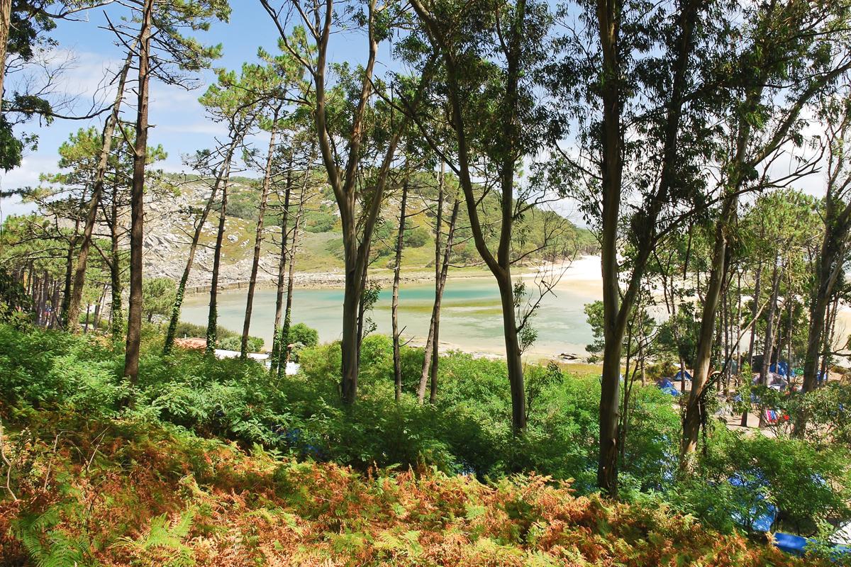 Islas Cíes (Pontevedra)