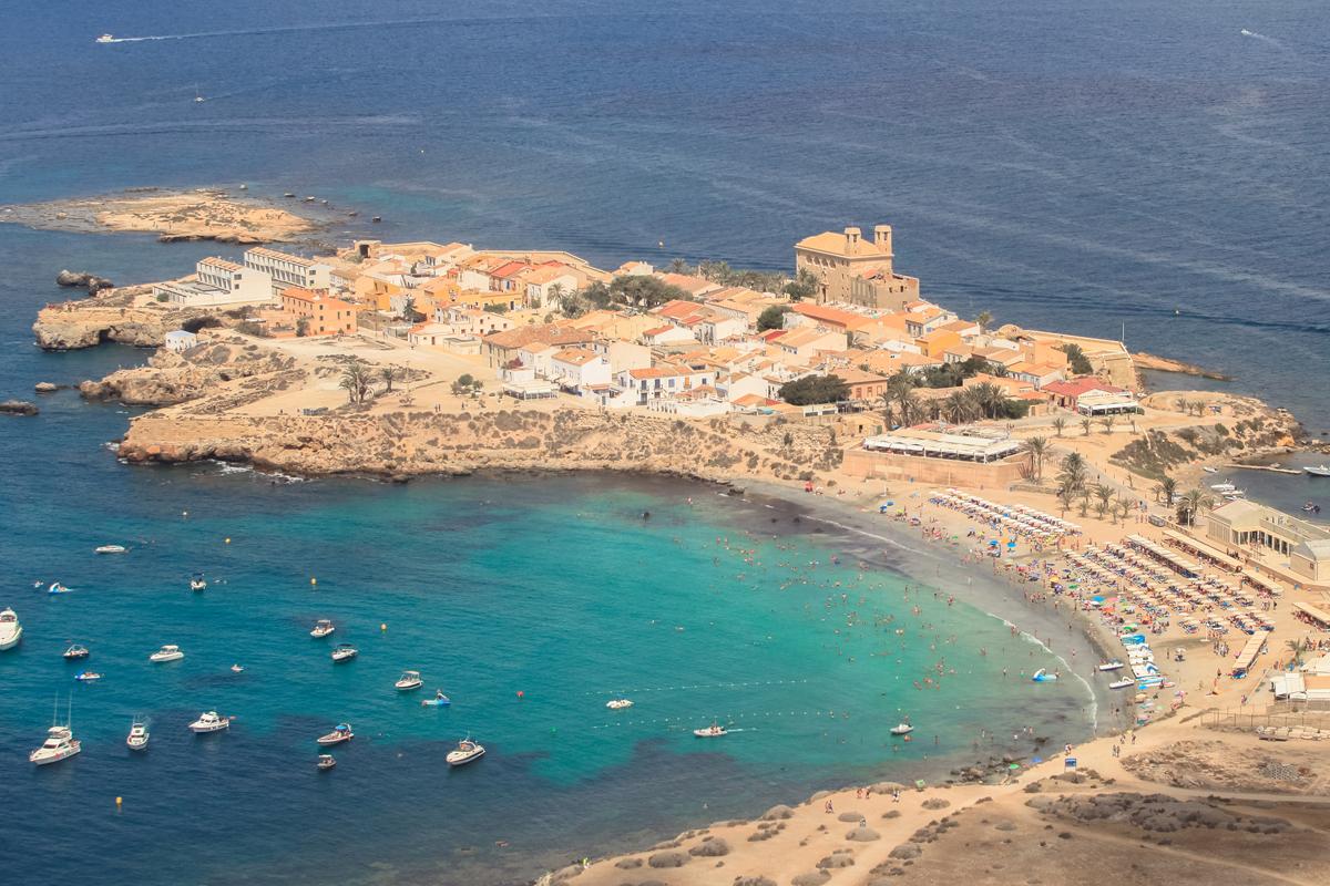 Isla de Tabarca (Alicante)