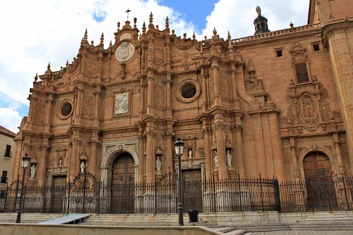 Guadix (Granada) - Catedral de la Encarnación