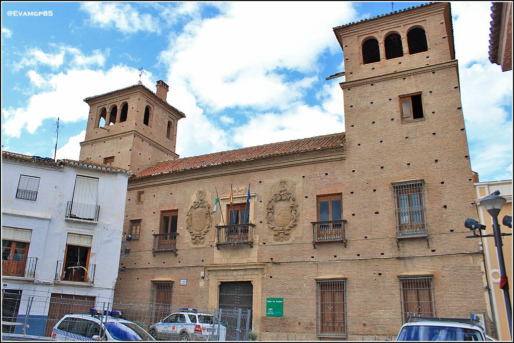 Guadix (Granada) - Palacio de Villalegre
