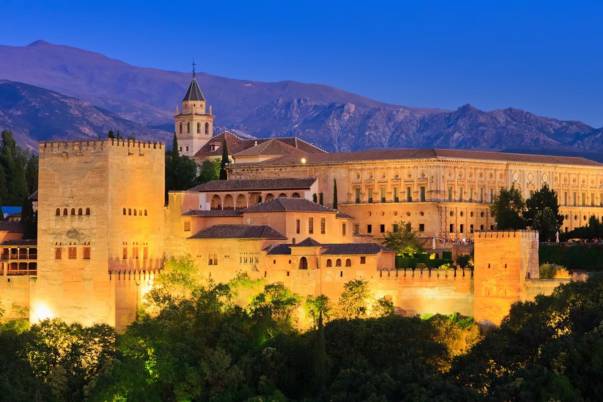 Granada, Ciudad más bonitas de España 2016