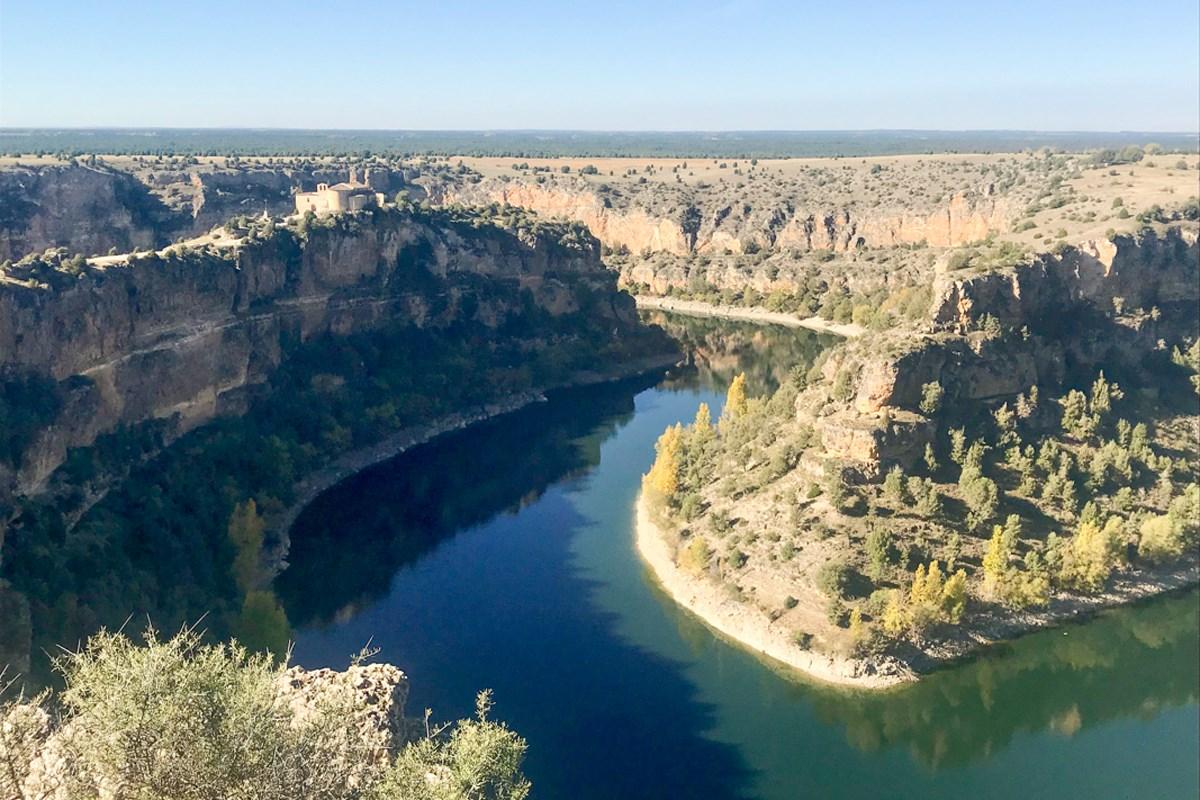 Hoces del río Duratón (Segovia)