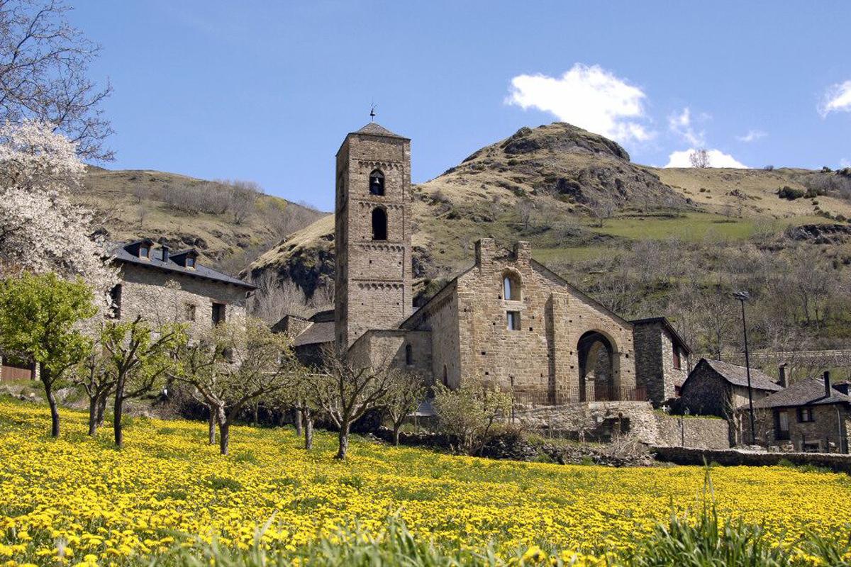 Durro, Valle de Boí (Lleida)