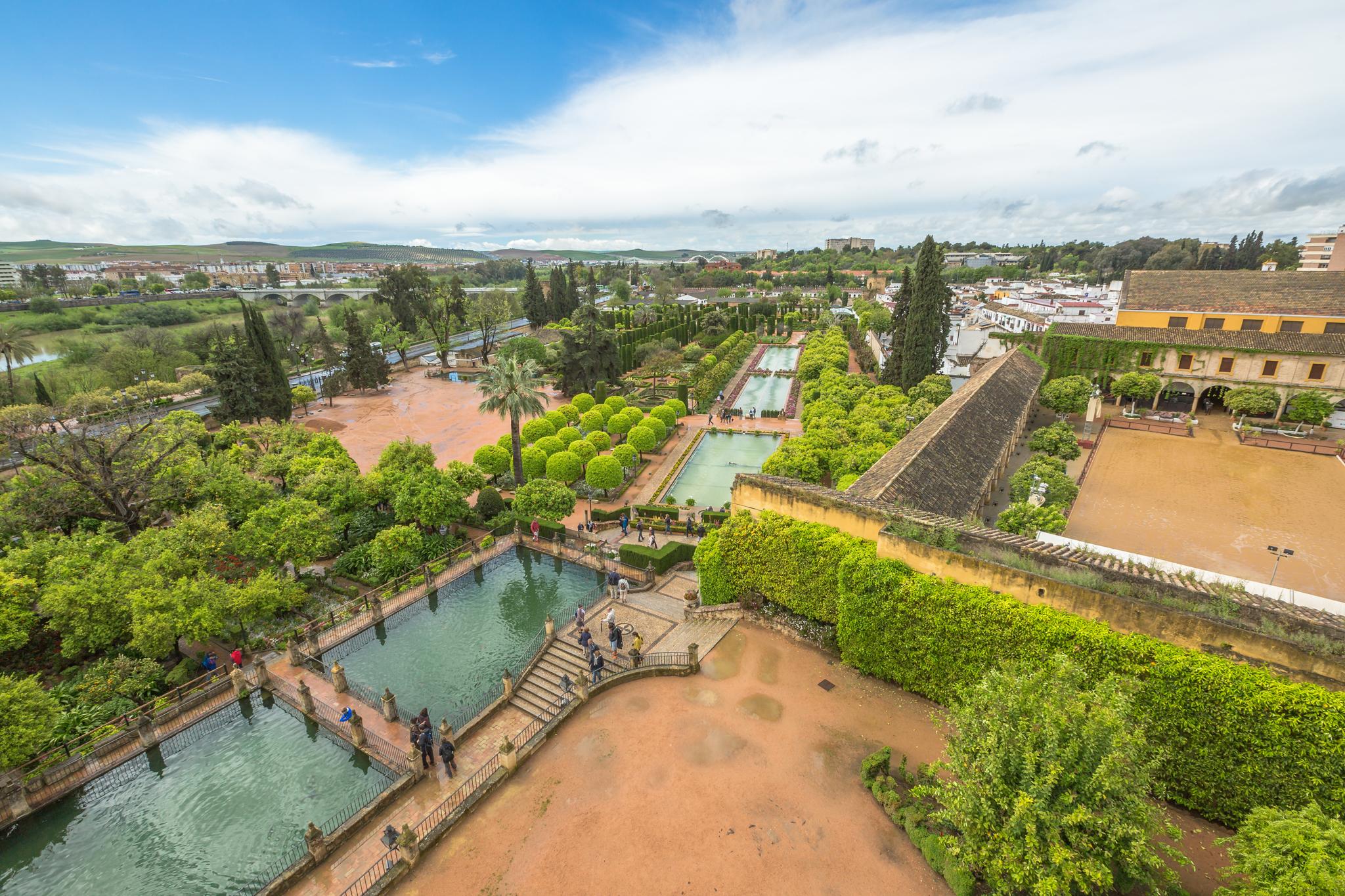 Qué ver en Córdoba - Alcázar de los Reyes Cristianos