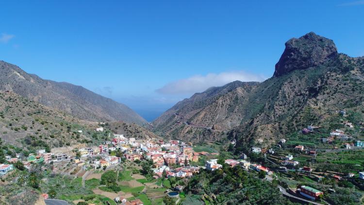 Qué hacer en La Gomera - Vallehermoso