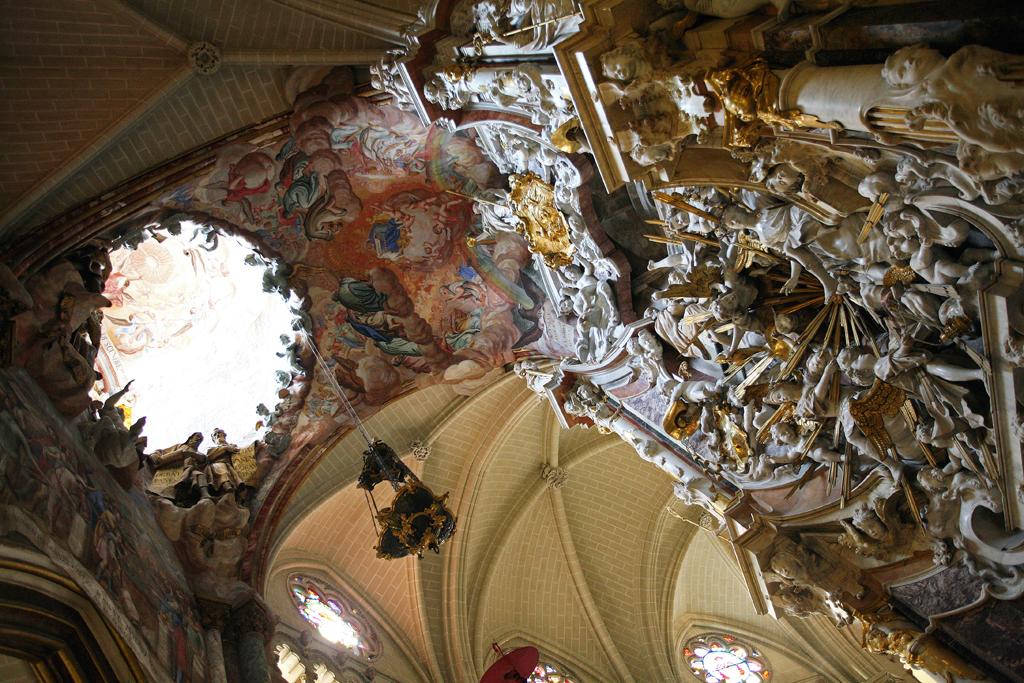 Catedral de Toledo - Transparente