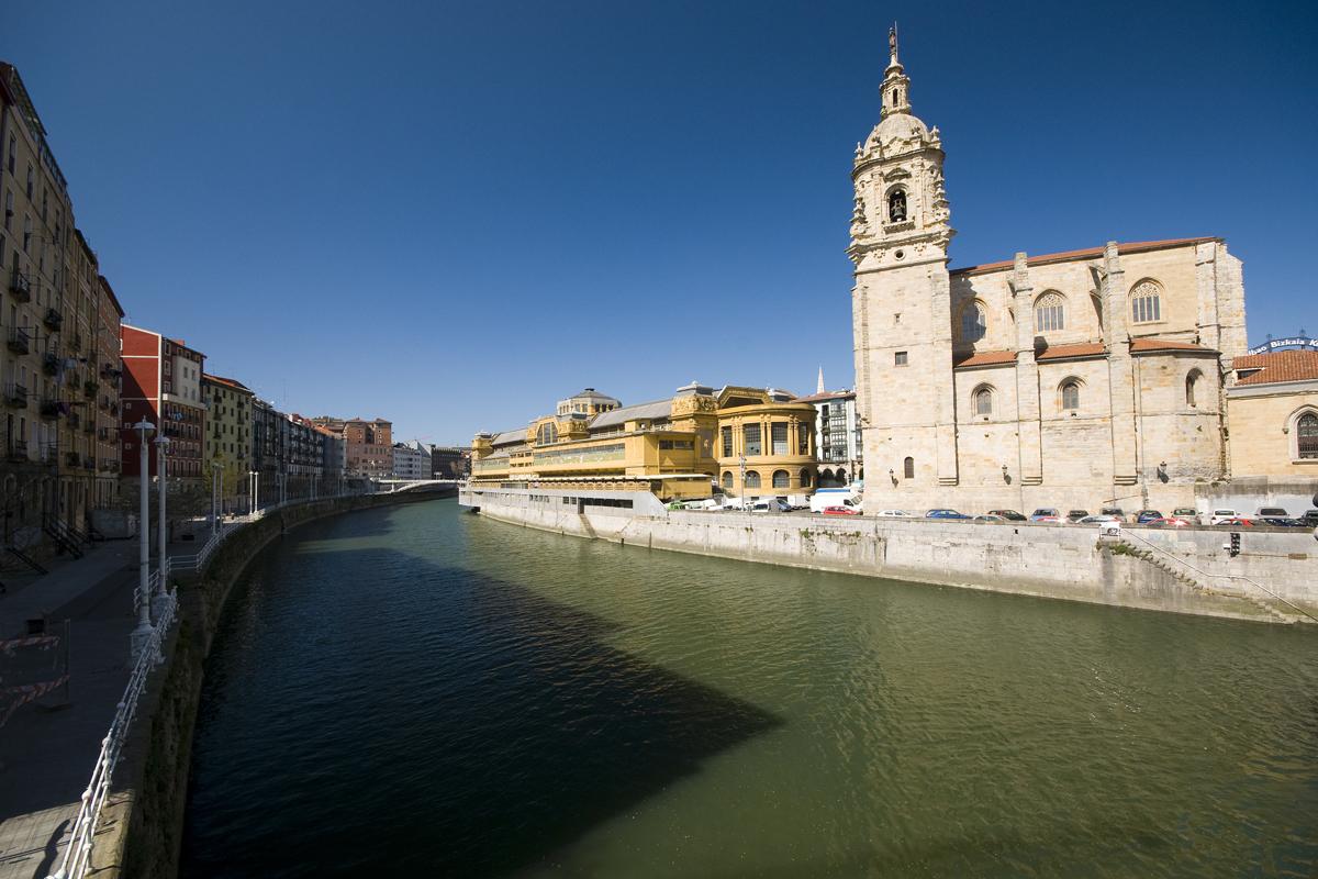 Bilbao - Mercado de la Ribera