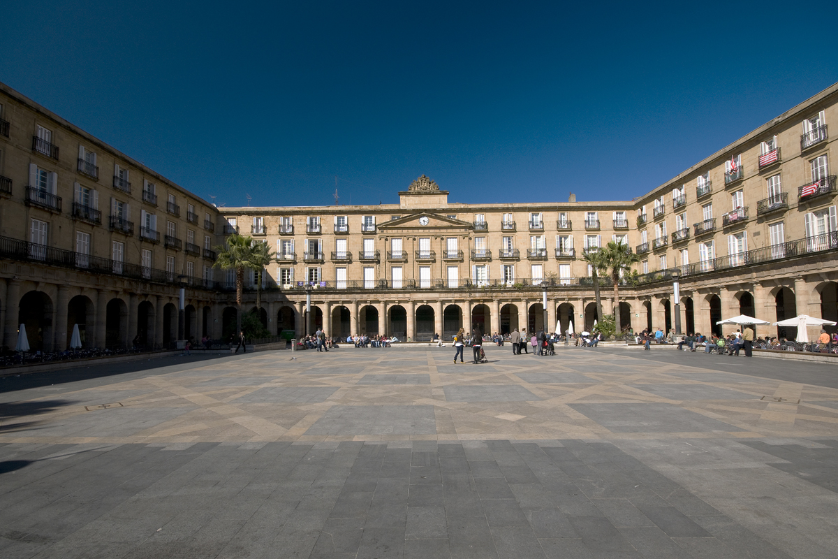 Bilbao - Plaza Mayor