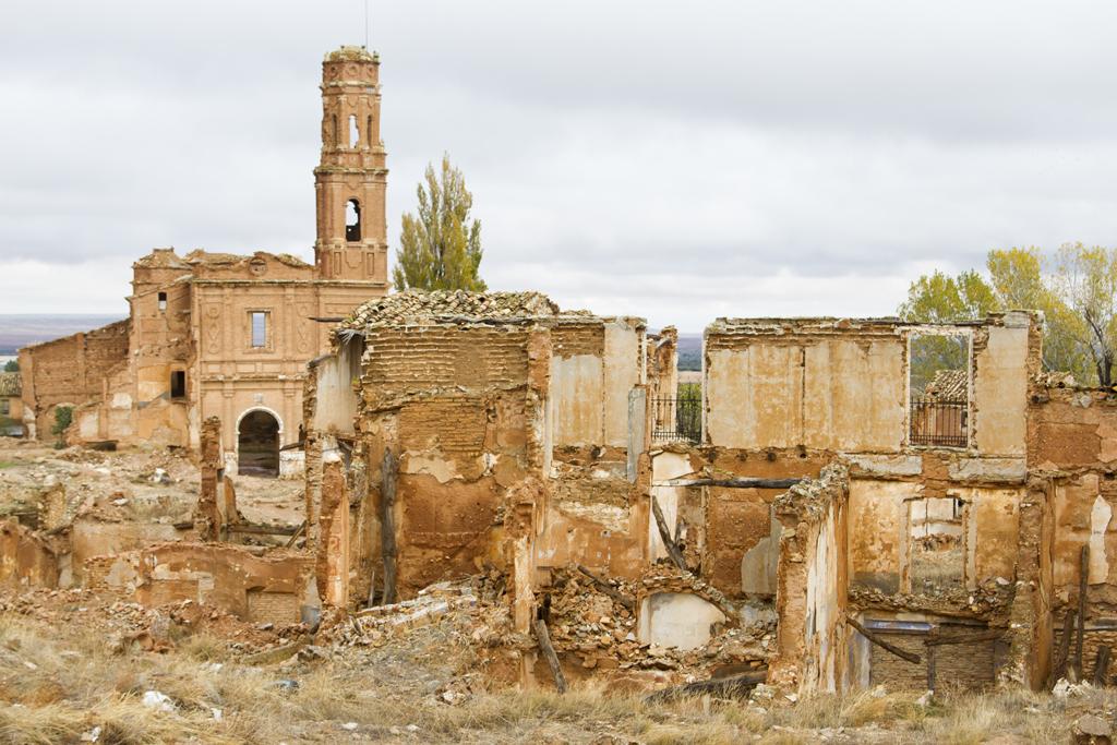 Belchite Viejo (Zaragoza)
