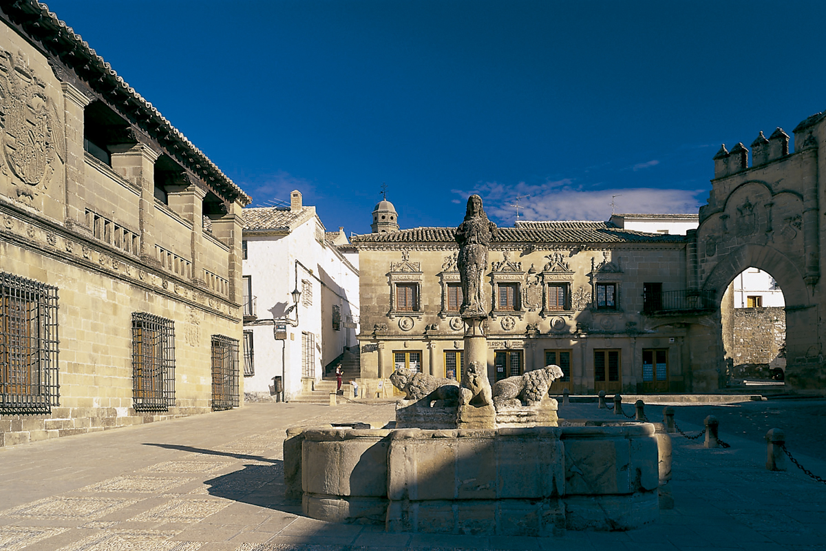 Beeza (Jaén) - Plaza del Pópulo