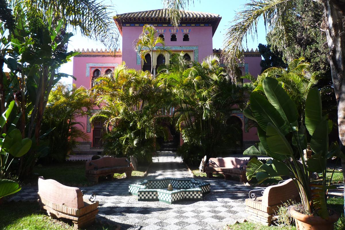 Almuñécar (Granada) - Palacete de La Najarra