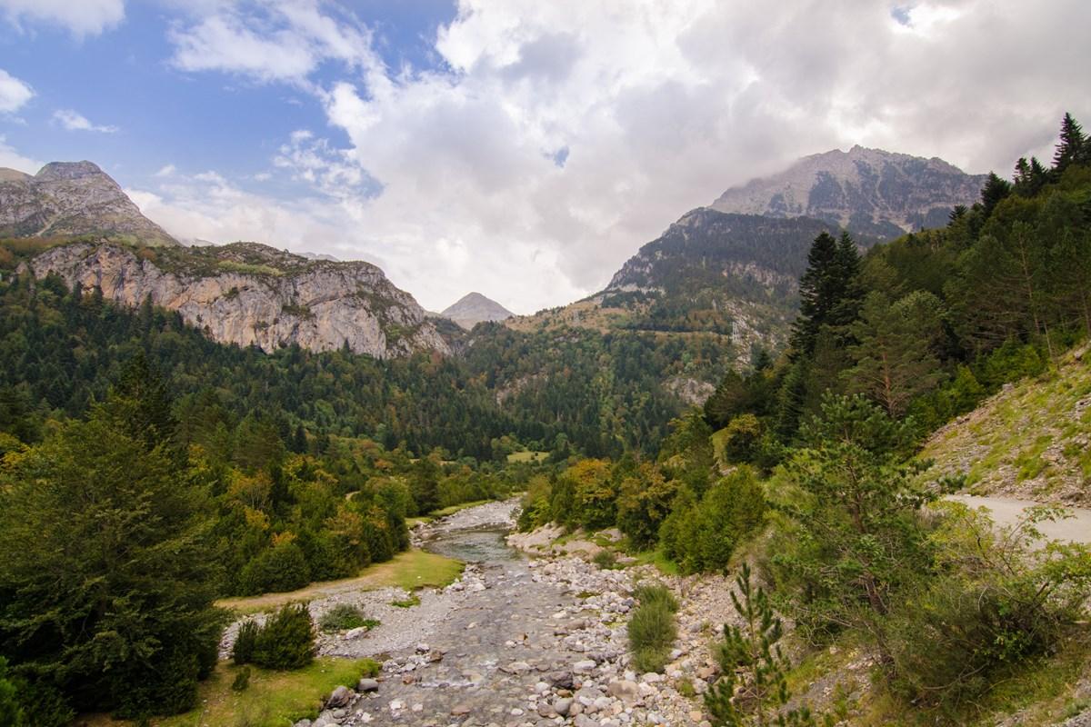 8 lugares del Pirineo Aragonés - Valle de Bujaruelo