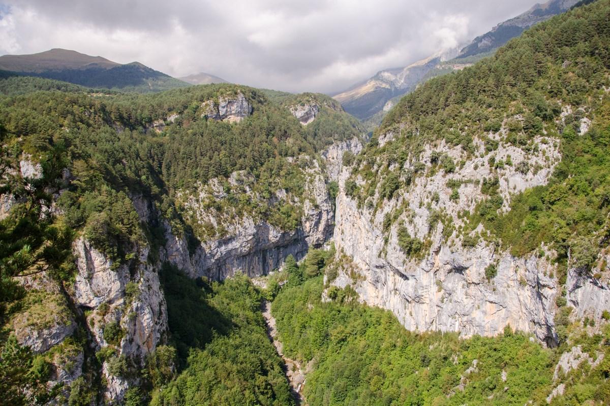8 lugares del Pirineo Aragonés - Miradores de Revilla