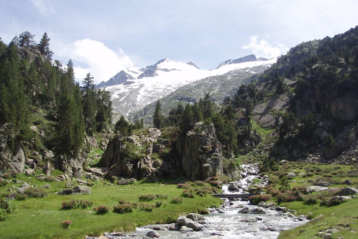 8 lugares del Pirineo Aragonés - Parque Natural Posets-Madaleta