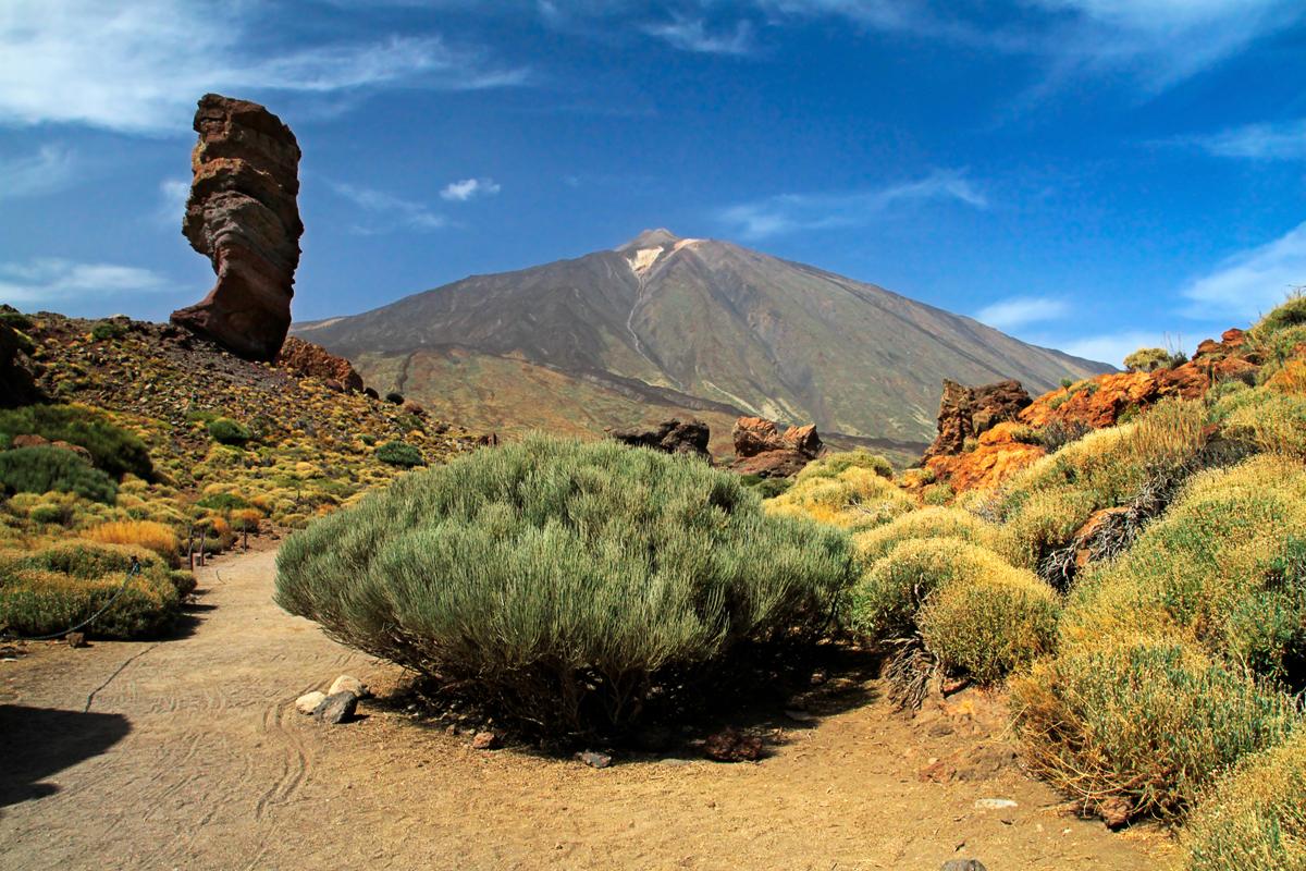 Qué ver en Tenerife - Parque Nacional del Teide