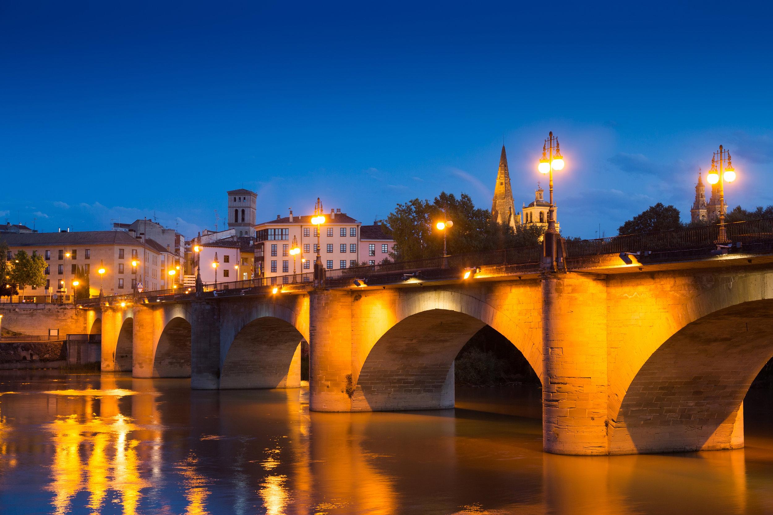 5 planes en La Rioja - Logroño