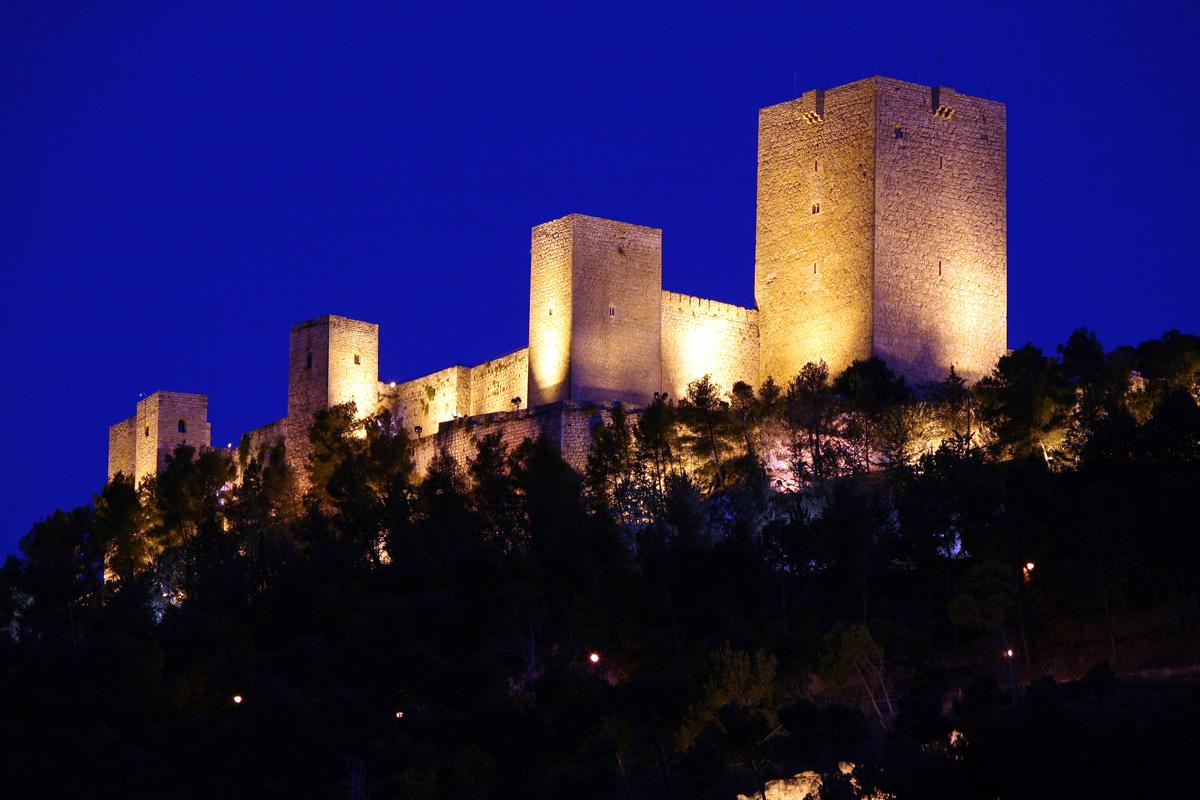 5 bonitos castillos de la provincia de Jaén - Santa Catalina