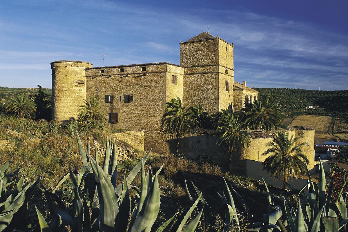 5 bonitos castillos de la provincia de Jaén - Canena