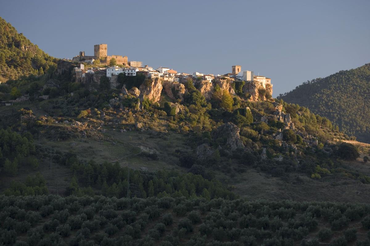 5 bonitos castillos de la provincia de Jaén - Hornos de Segura
