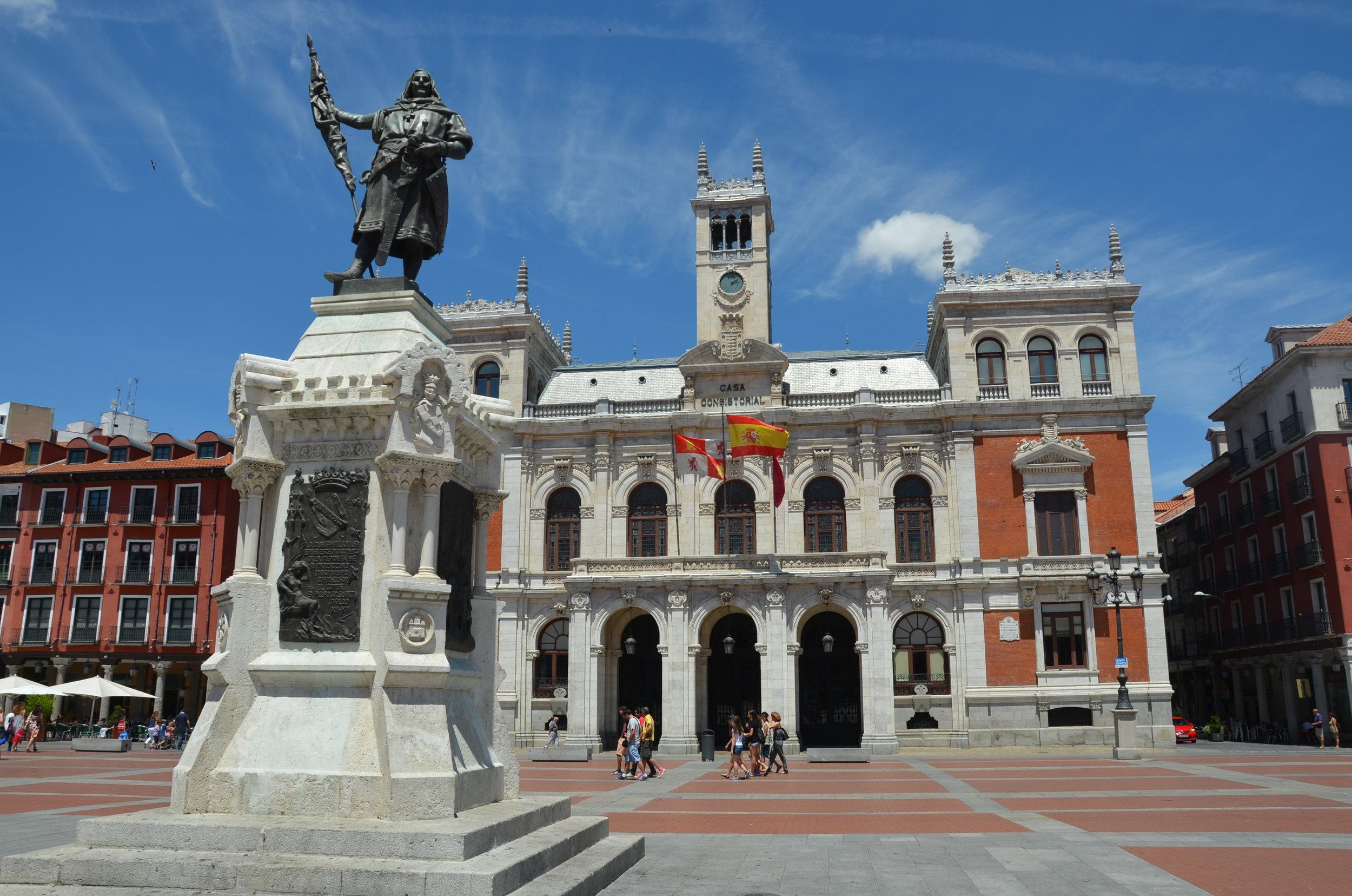 Qué ver en Valladolid - Plaza Mayor