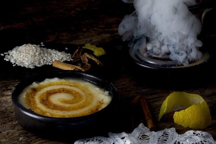 Platos típicos de Asturias - Arroz con leche / Foto: Turismo de Asturias - joaquinfanjul.com