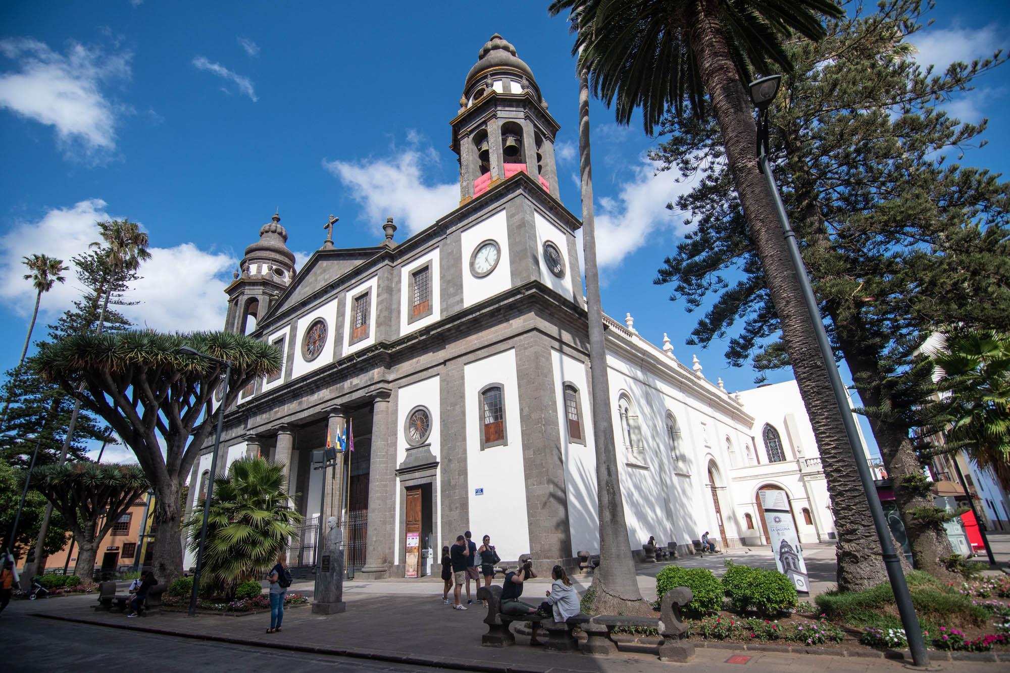 Catedral de San Cristóbal de la Laguna