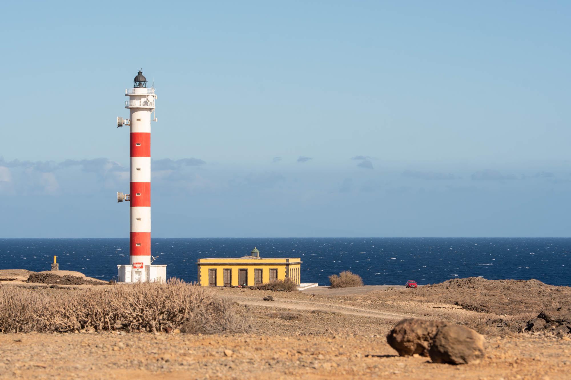 Faro de El Porís