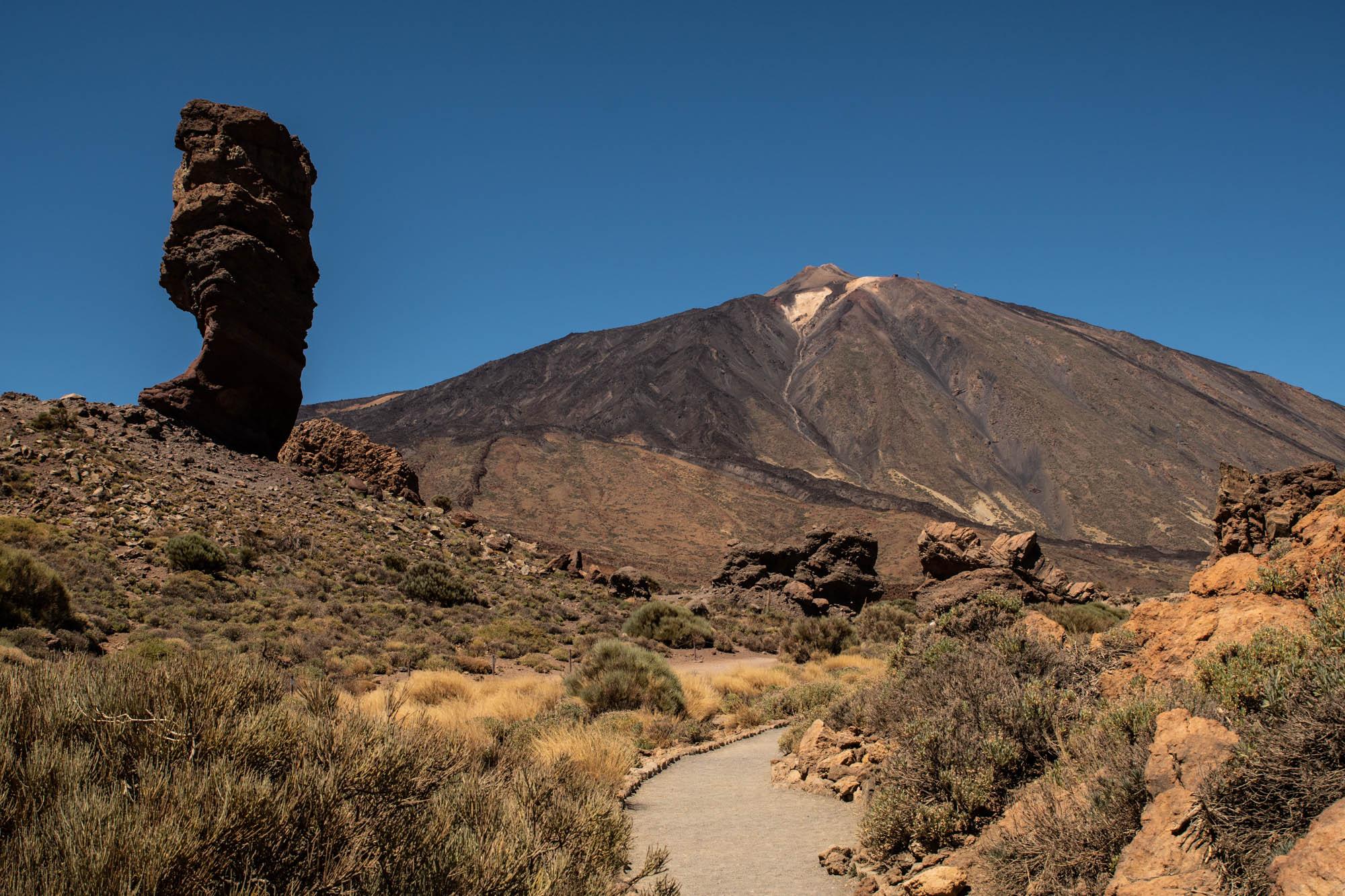 Roques de García (El Teide)