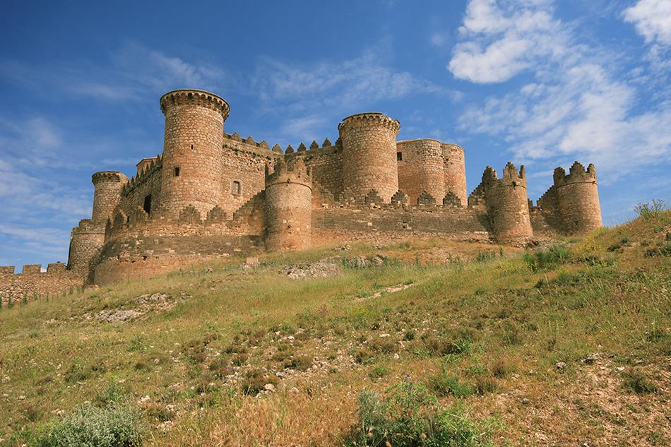 Los castillos más bonitos de España - Castillo de Belmonte (Cuenca)