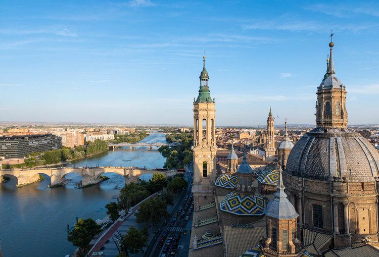 Qué ver en Zaragoza - Basílica del Pilar