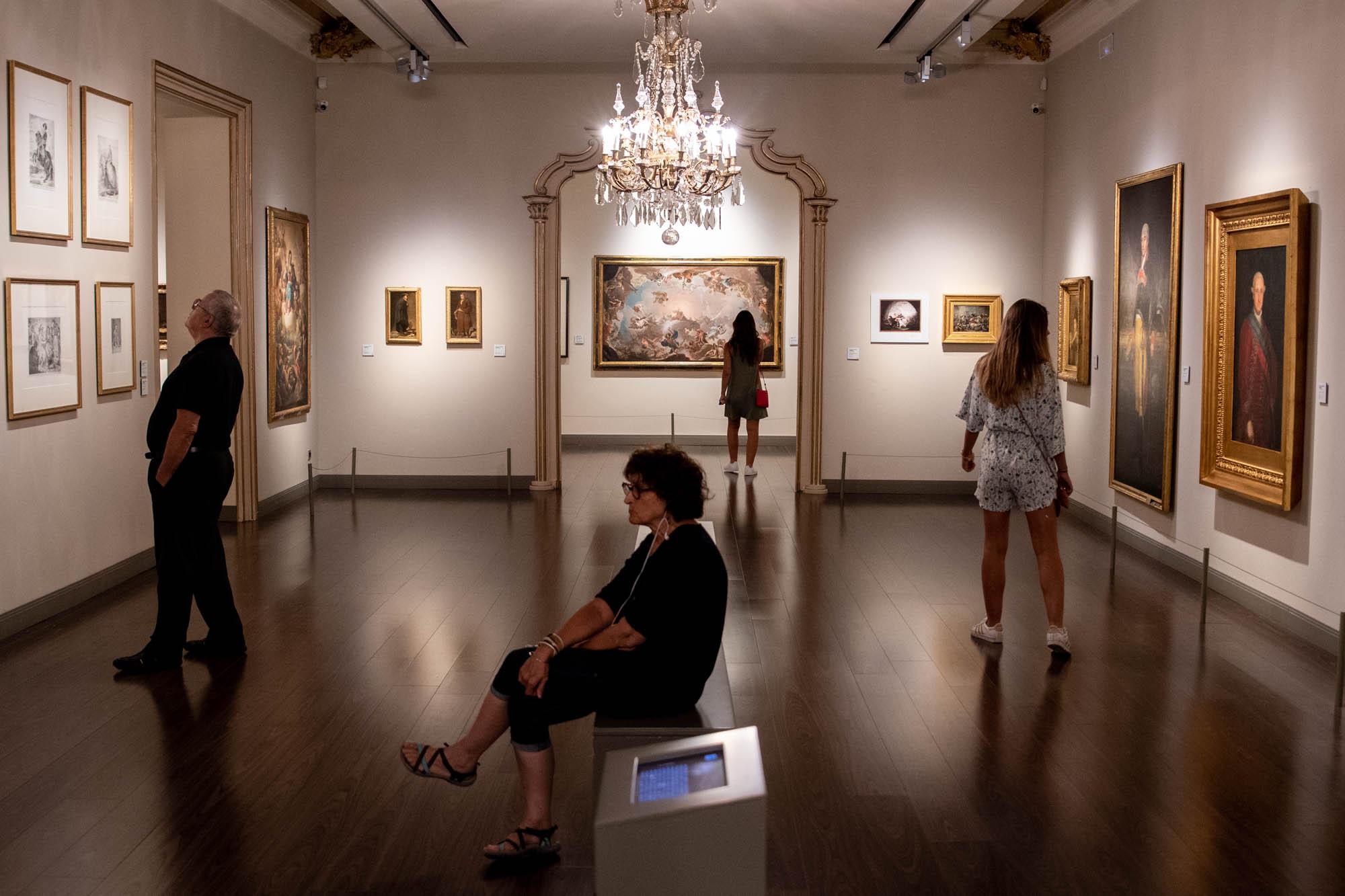 Qué ver en Zaragoza - Museo de Goya