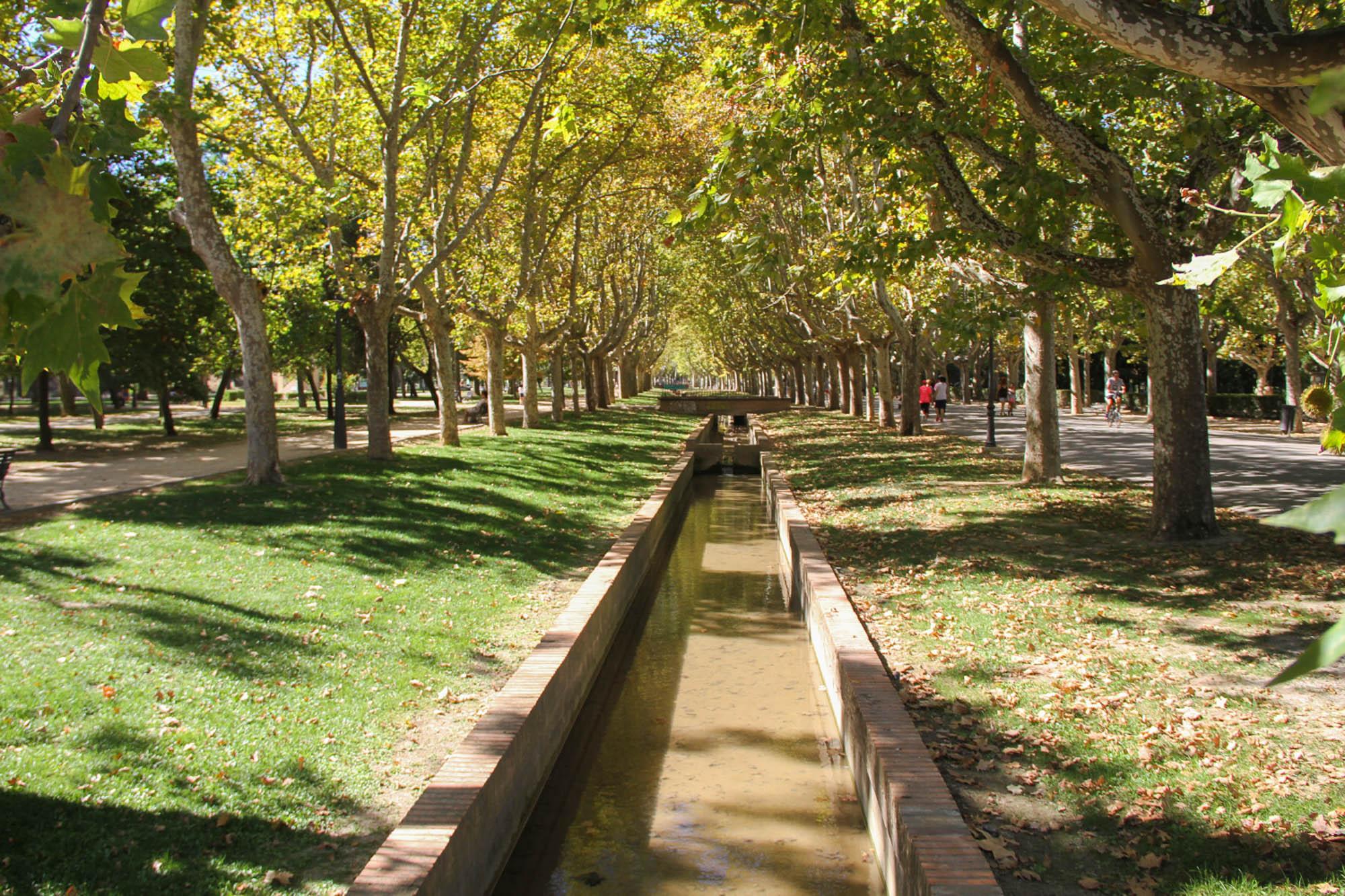 Qué ver en Zaragoza - Parque Labordeta
