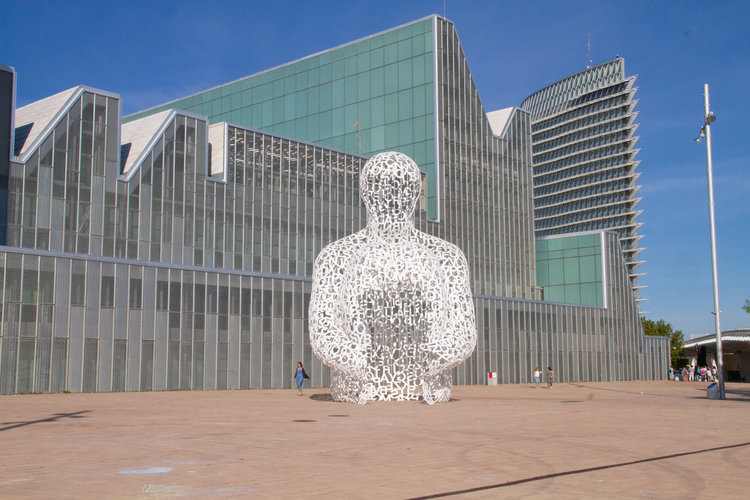 Qué ver en Zaragoza - Zona Expo
