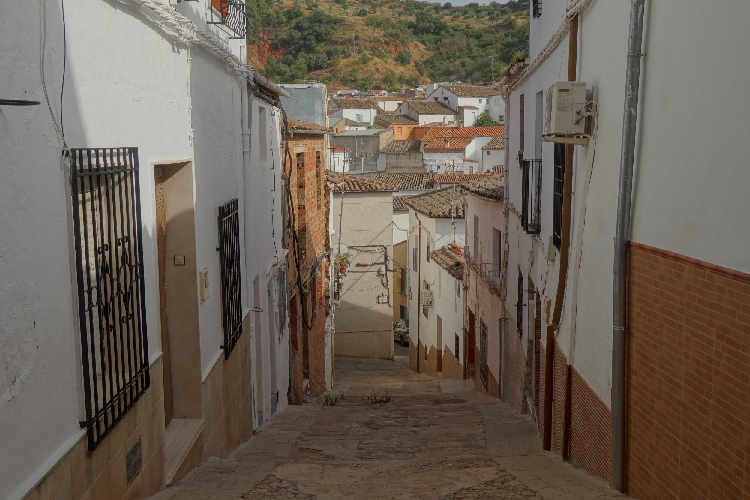 Qué ver en Santisteban del Puerto (Jaén) - Barrio de Farrabullana