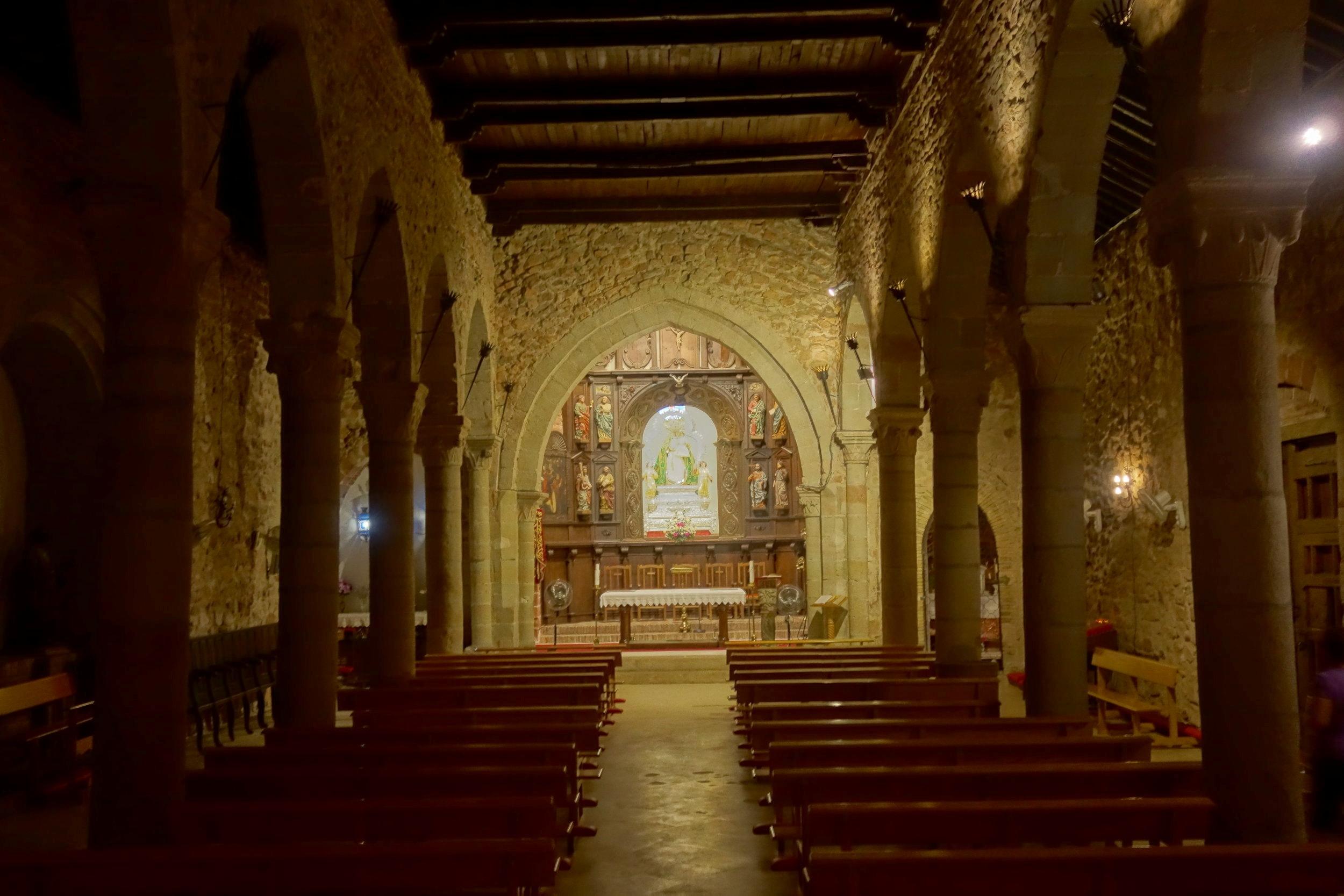 Qué ver en Santisteban del Puerto (Jaén) - Santa María del Collado
