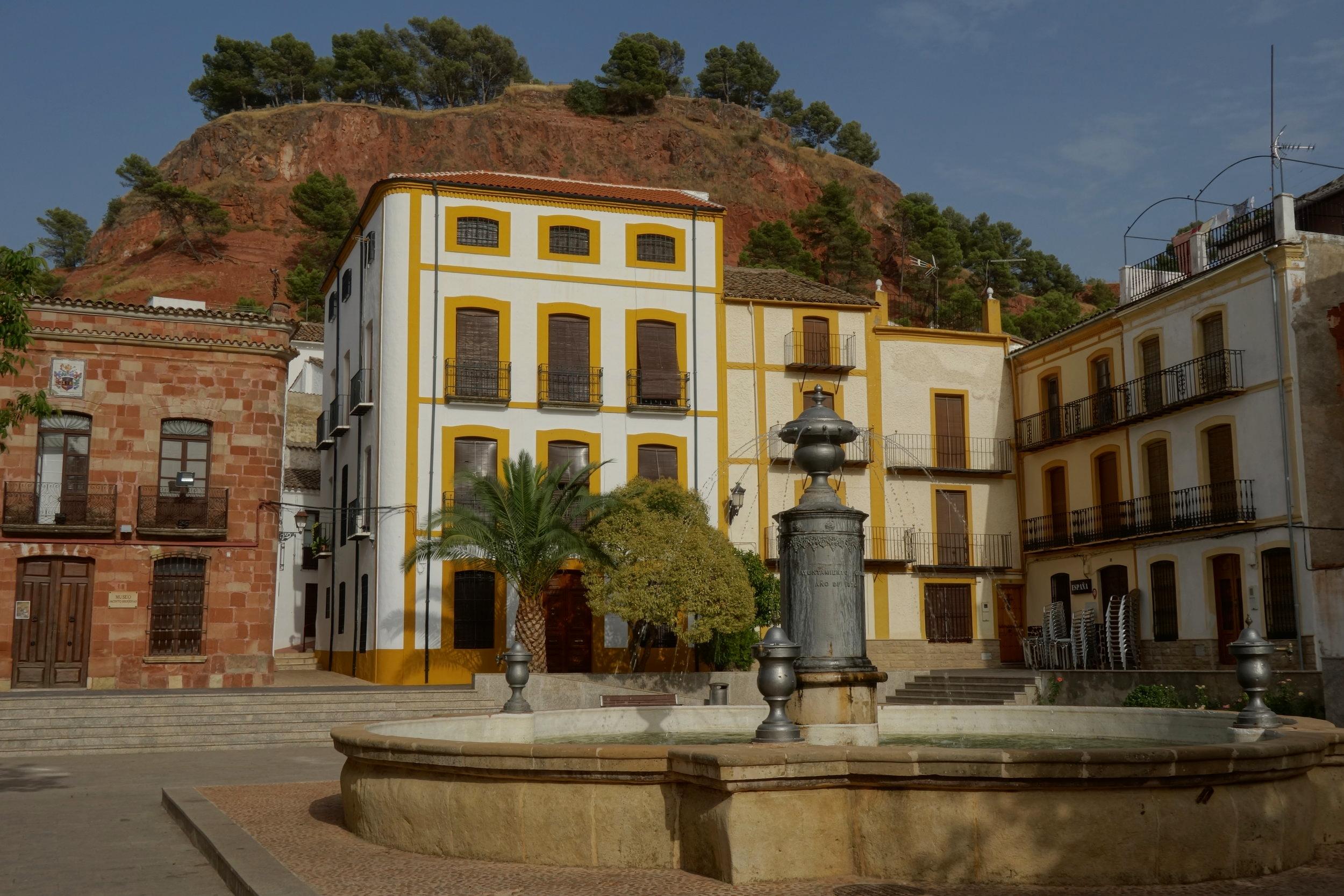 Qué ver en Santisteban del Puerto (Jaén) - Plaza Mayor
