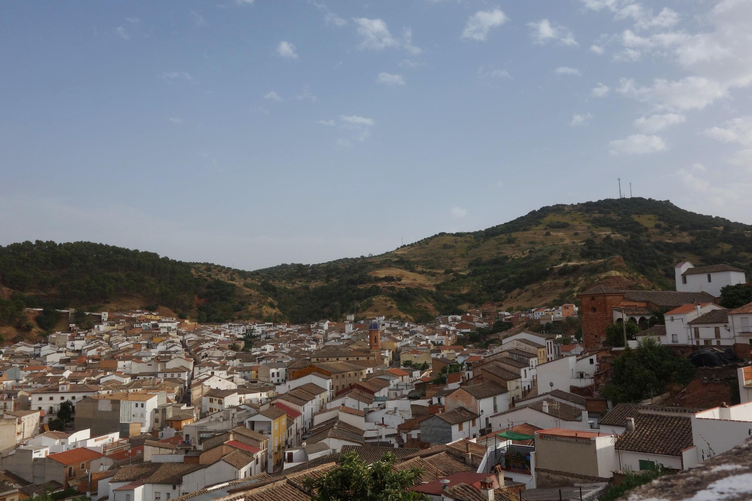 Qué ver en Santisteban del Puerto (Jaén) - Entorno Natural