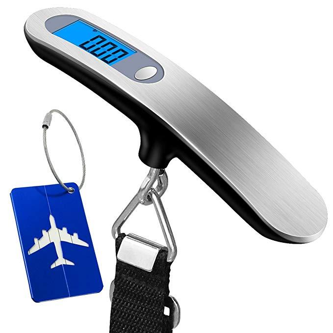 Qué regalar a un viajero - Balanza para equipaje