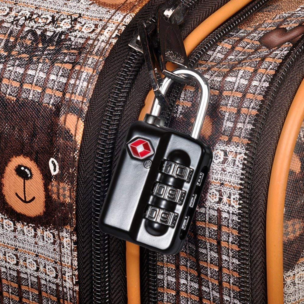 Qué regalar a un viajero - Candado TSA