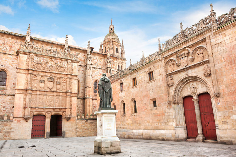 Las 15 ciudades Patrimonio de la Humanidad en España - Salamanca