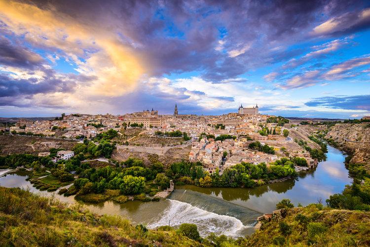 Las 15 ciudades Patrimonio de la Humanidad en España - Toledo