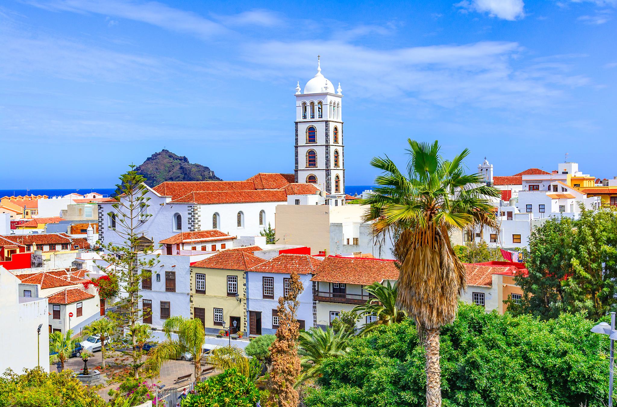 Qué ver en Tenerife - Garachico | Foto:  Ionut David | Dreamstime.com