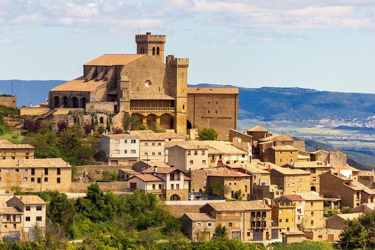 Qué hacer en Sos del Rey Católico - Ujué (Navarra)