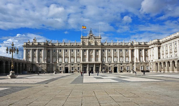 Qué ver y hacer en Madrid - Palacio de Oriente | Foto: Jay Beiler | Dreamstime.com
