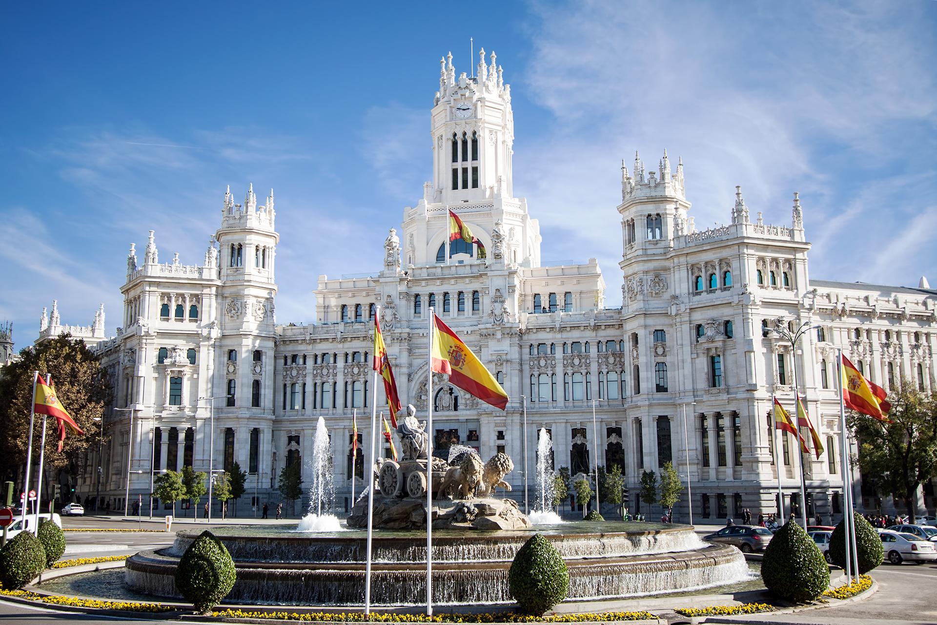 Qué ver y hacer en Madrid - Palacio de Cibeles | Foto: Sbostock | Dreamstime.com