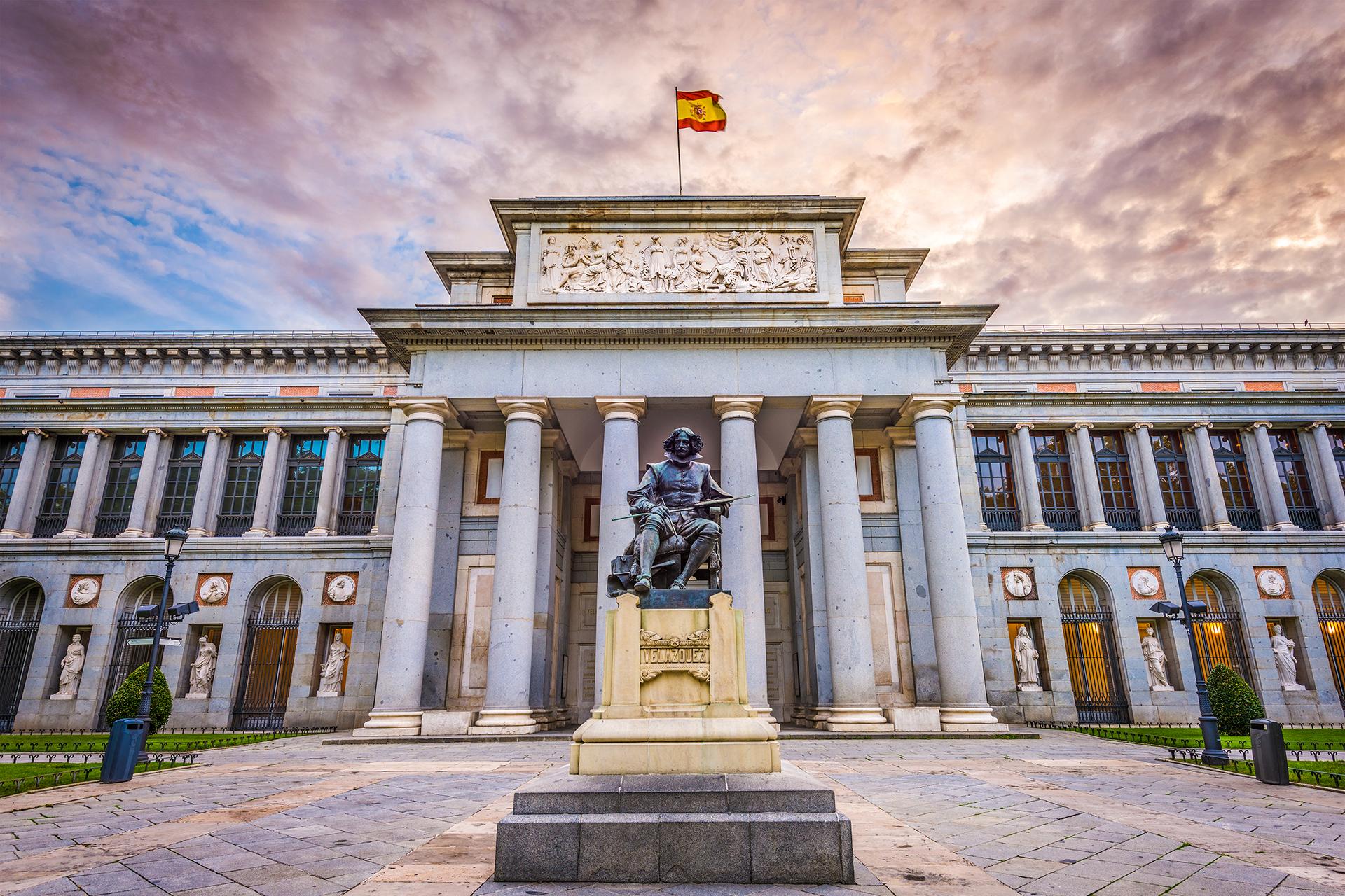 Qué ver y hacer en Madrid - Museo del Prado | Foto: Sean Pavone | Dreamstime.com