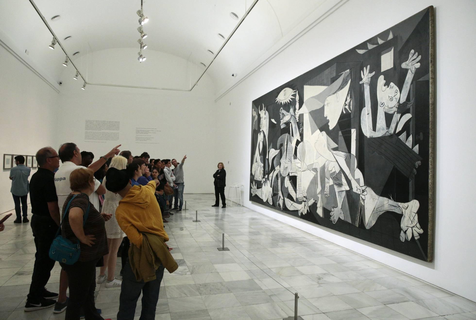 Qué ver y hacer en Madrid - Museo Reina Sofía | Foto:  Andrea Comas - Elpais.es