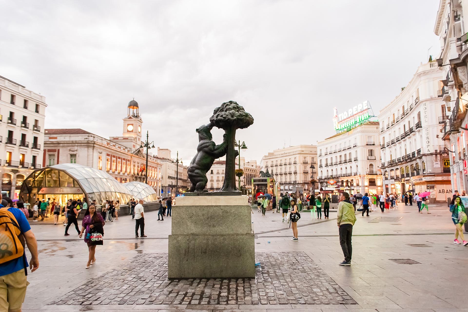 Qué ver y hacer en Madrid - Puerta del Sol | Foto: Vlad Teodor | Dreamstime.com
