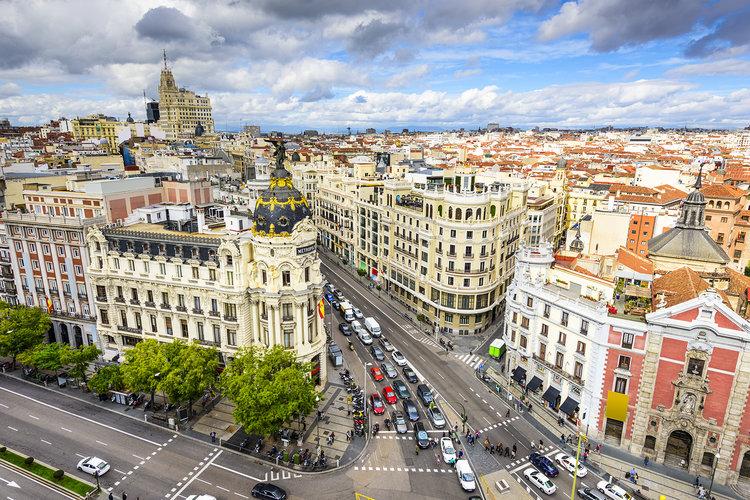 Qué ver y hacer en Madrid - Circulo de Bellas Artes | Foto: Sean Pavone | Dreamstime.com